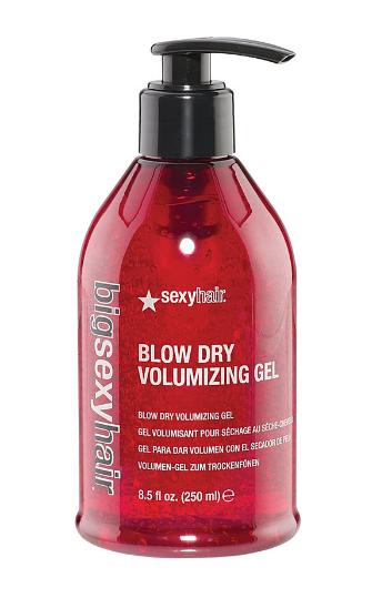 Гель для укладки феном SEXY HAIR BLOW DRY VOLUMIZING GEL 250мл: фото